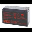 Аккумуляторная батарея GP1272 F2 (28 W) WBR 12V 7,2Ah для ИБП.