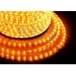 Дюралайт LED, постоянное свечение (2W) - желтый, Эконом 24 LED/м