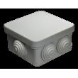 Коробка распаячная 40-0200 для о/п безгалогенная (HF) 70х70х40 (132шт/кор) Промрукав