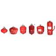 Модули порошкового пожаротушения