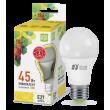 LED-A60-standard 5W 220V 450lm 3000K E27 светодиод. лампа ASD