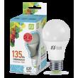 LED-A60-standard 15W 220V 1350lm 4000K E27 светодиод. лампа ASD